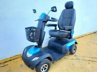 Mobility Scooter 8 MPH Comet Pro, with New Batteries **I can deliver*