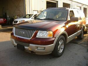 2006 Ford Expedition King Ranch  7 PASS.