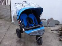 Double buggy, Out n About 360 V3 Nipper
