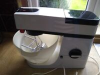 1970s vintage Kenwood chef complete with attachments