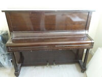 Upright Piano free to a good home