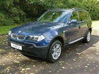BMW X3 2005 (05 Reg)