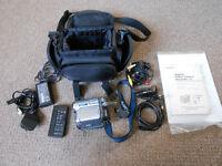 Sony digital video camcorder DCR-TRV14E - excellent - hardly used
