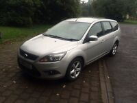 2008 Ford Focus estate 1.6 diesel 121000 miles good condition !!!