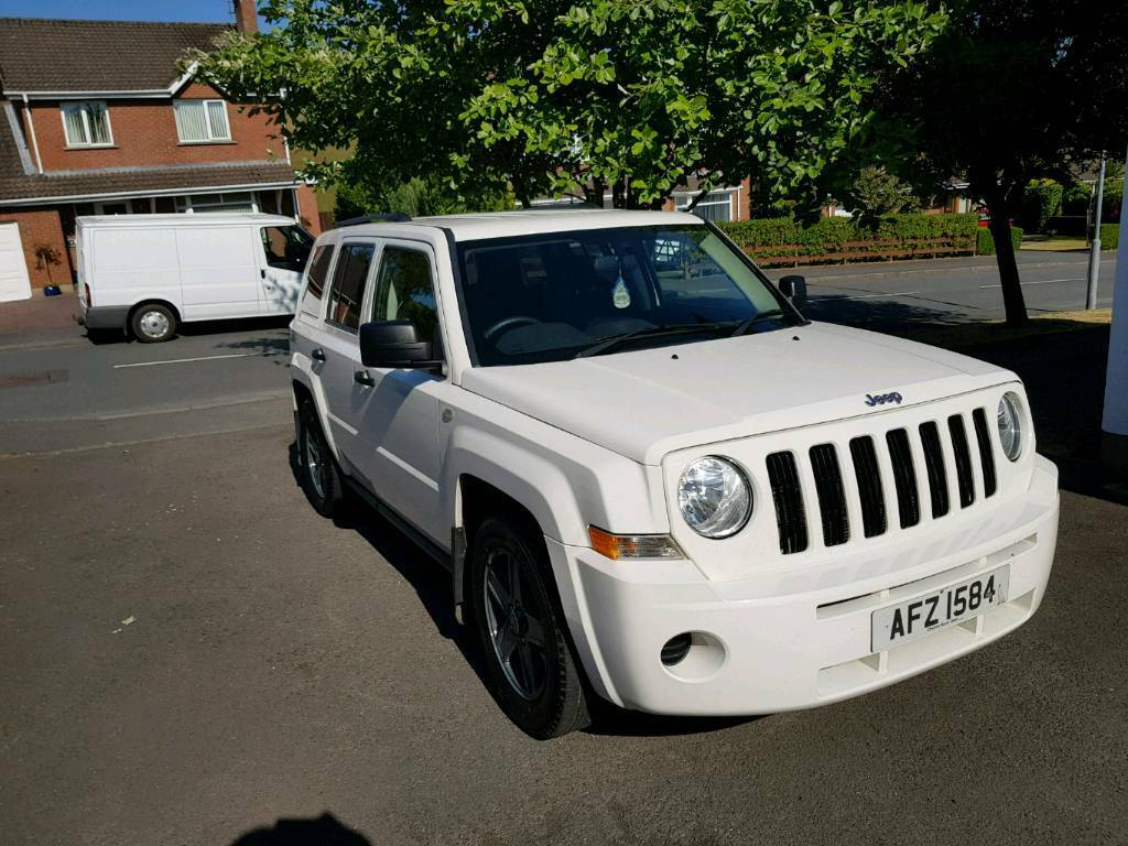 2010 Jeep Patriot 2 0 crd 4x4 | in Saintfield, County Down | Gumtree