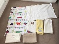 Baby bundle- quilt, blanklet and towels