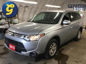 2015 Mitsubishi Outlander ES*****PAY $75.04 WEEKLY ZERO DOWN****