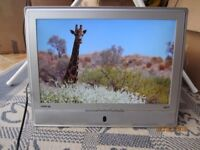 SWISSTEC 48cm (approx 19 inch) HD ready TV, no remote or stand
