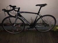 Specialized Allez Race bike. A1 Aluminum Frame, Caburn fact Forks. Shimano 105.