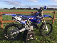 Yamaha yz 125 2016 low hours motocross bike not 250 450 Ktm 150 yzf kxf rmz cr rm kx