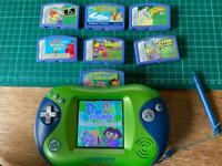Leap frog Leapster 2 and 7 games