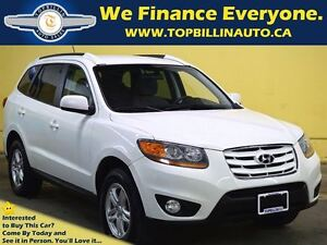 2010 Hyundai Santa Fe All-Wheel-Drive, 2 Years Warranty