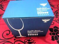Ravenhead Wine Goblets Glasses Dishwasher Safe