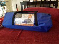 Tent - Vango Gamma 300 Blue 3 man