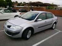 Renault megane 2006 1.6 16v 12mth M.O.T