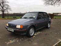 Ford Fiesta XR2 For Sale 47,000 Miles 4 Owners From New