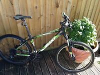 130 or nearest offer giant small mountain bike new