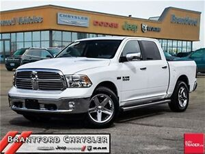 2014 Ram 1500 Bighorn ~ one Owner ~ Bluetooth~ Line-x~ tow Packa