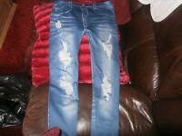 leggins new size 6-8