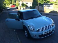 MINI Hatch 1.6 One D Sport Chili 3dr - £6300ono