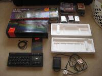Sinclair Spectrum +2 128K Original Box Excellent Condition