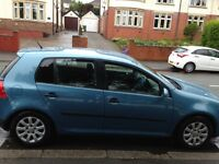 vw golf tdi se 1.9 diesel new MOT HPI clear full service history- mint condition inside and out