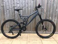 Norco six full suspension mountain bike will post