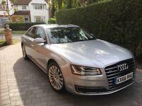 Audi A8L SE Executive. Top Spec