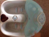 VISIQ Professional foot spa