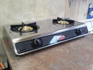 Plaque de cuisson Martin 25 600 BTU