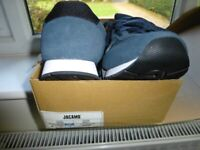 Jacamo Trainers size 8 wide fitting New and boxed FREE UK POSTAGE