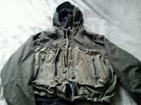 Scierra wading jacket size medium