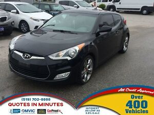 2012 Hyundai Veloster TECH PACKAGE | ROOF | NAV | LEATHER | HEAT