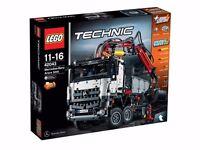 LEGO Technic 42043 Mercedes-Benz Arocs 3245 Truck *NEW*