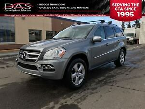 2010 Mercedes-Benz GL-Class GL350 BLUETEC NAVIGATION/LEATHER/SUN
