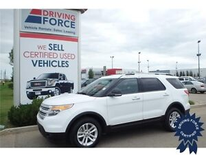 2013 Ford Explorer XLT, 7 Seater, Luggage Rack, 62,045 KMs
