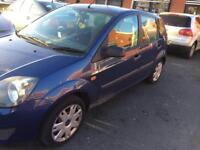 Ford Fiesta 1.4 diesel £ 30 road tex