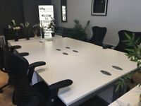 4 or 6 x desks in semi-private office available in Covent Garden