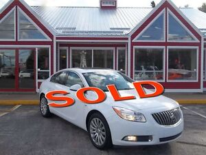 2011 Buick Regal CXL-T SUNROOF!! HEATED LEATHER!! POWER SEATS!!