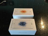 Apple iPhone SE 64gb brand new SEALED unlocked, 12 mths Apple warranty