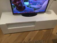 Brand new white tv cabinet