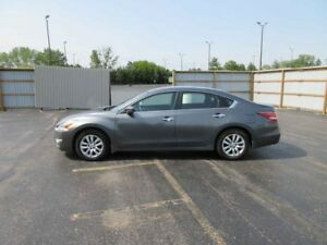 2014 Nissan ALTIMA S FWD