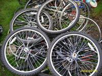 hybrid bike racer bike PUMP,LOCKS CHAIN BREAK WHEEL TYRE LIGHTS HELMETS FRAME ETC