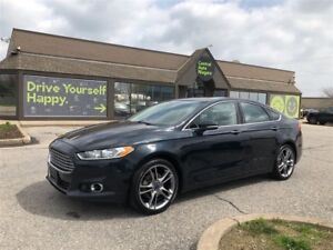 2014 Ford Fusion Titanium / NAVIGATION / SUNROOF / AWD