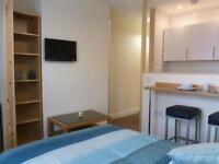 Studio flat in Rasen Lane, Up Hill Bailgate, Lincoln, Lincolnshire, LN1