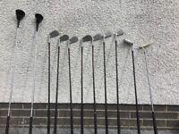 Henry Cotten golf clubs