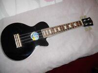 mahalo ulp 1 les paul soprano ukulele