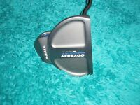 Left Handed Odyssey Works 2 Ball Putter