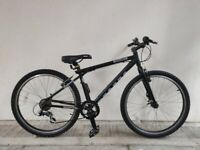 """SERVICED, (4012) 26"""" GT CHUCKER 2 BAD MUTHA HYBRID BIKE PETIT ADULT MOUNTAIN BICYCLE Height: 155+ cm"""