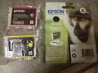Epson inkjet Monkey inks